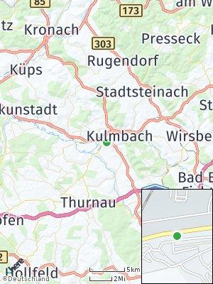 Here Map of Burghaig