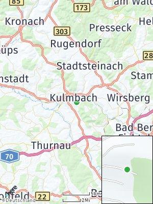 Here Map of Plassenburg
