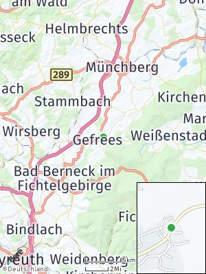 Here Map of Gefrees