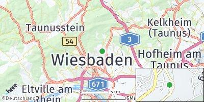 Google Map of Sonnenberg