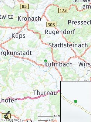 Here Map of Schwarzholz