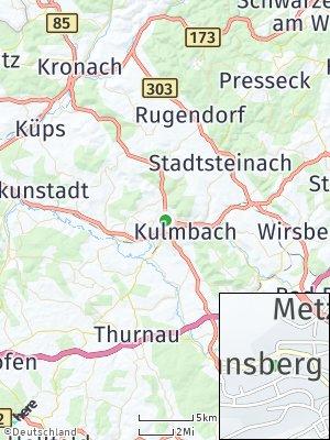 Here Map of Petzmannsberg