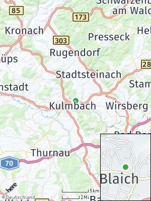 Here Map of Pörbitsch