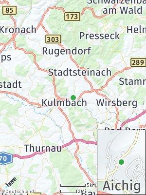 Here Map of Kauernburg