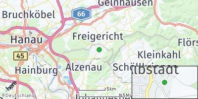 Google Map of Maisenhausen