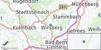 Google Map of Wirsberg