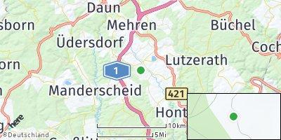 Google Map of Gillenfeld