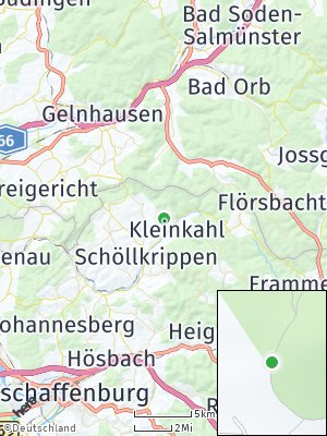 Here Map of Kleinkahl