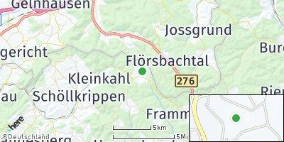 Google Map of Wiesen