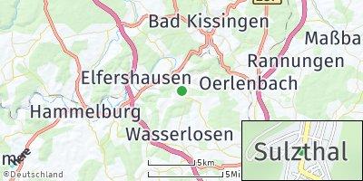 Google Map of Sulzthal