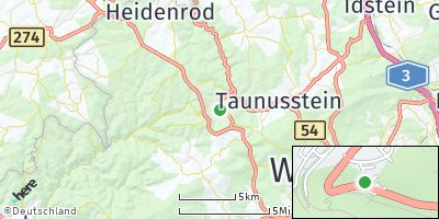 Google Map of Bad Schwalbach