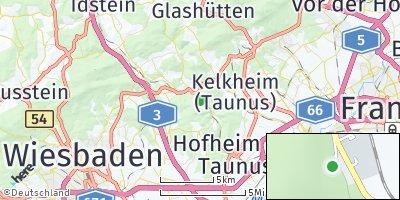 Google Map of Eppstein