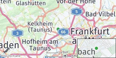Google Map of Sulzbach