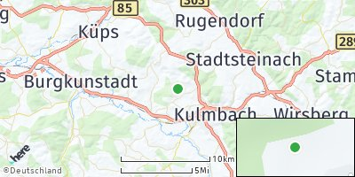 Google Map of Rosengrund