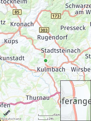 Here Map of Niederndobrach