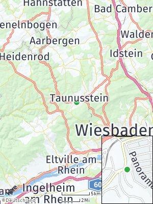 Here Map of Bleidenstadt