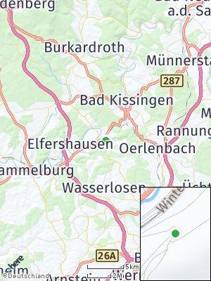 Here Map of Euerdorf