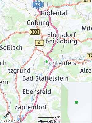 Here Map of Stetten