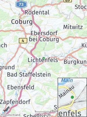 Here Map of Unterwallenstadt