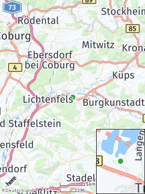 Here Map of Trieb