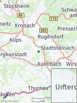 Here Map of Oberdornlach