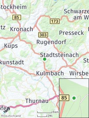 Here Map of Gemlenz