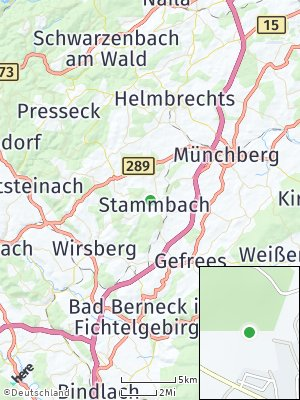 Here Map of Stammbach