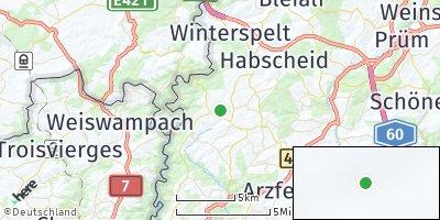 Google Map of Großkampenberg
