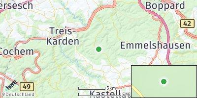 Google Map of Dommershausen