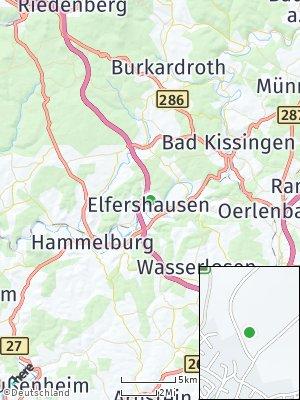 Here Map of Elfershausen