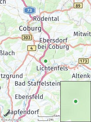 Here Map of Schönsreuth