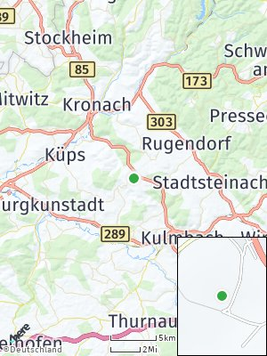 Here Map of Kirchleus