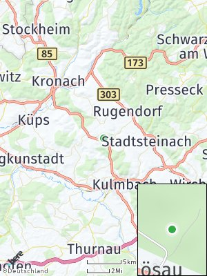 Here Map of Lösau
