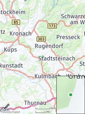 Here Map of Grafendobrach