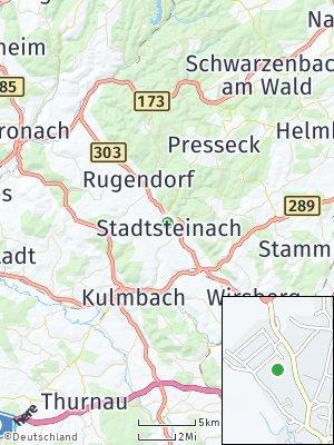 Here Map of Stadtsteinach