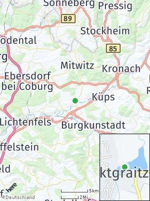 Here Map of Marktgraitz