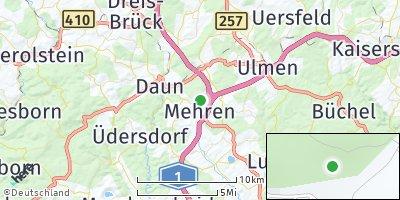 Google Map of Mehren