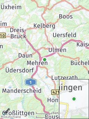 Here Map of Steiningen