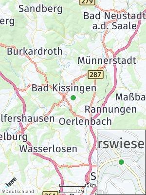 Here Map of Arnshausen