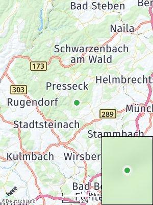 Here Map of Grafengehaig