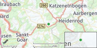 Google Map of Nastätten