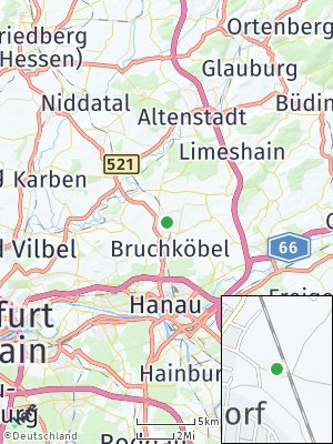 Here Map of Roßdorf