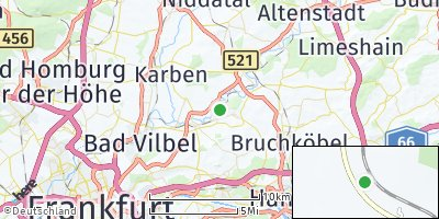 Google Map of Schöneck