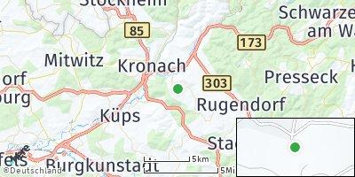 Google Map of Wüstbuch