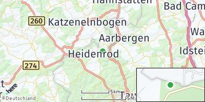 Google Map of Reckenroth