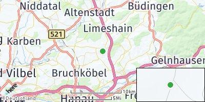 Google Map of Hammersbach