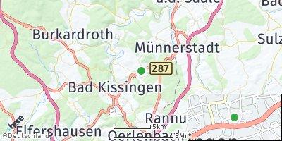 Google Map of Nüdlingen