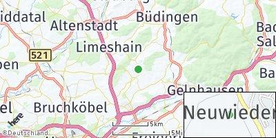 Google Map of Ronneburg