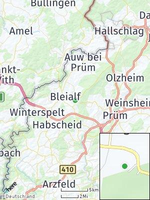 Here Map of Buchet