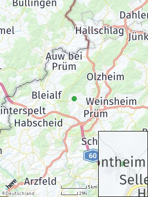 Here Map of Sellerich